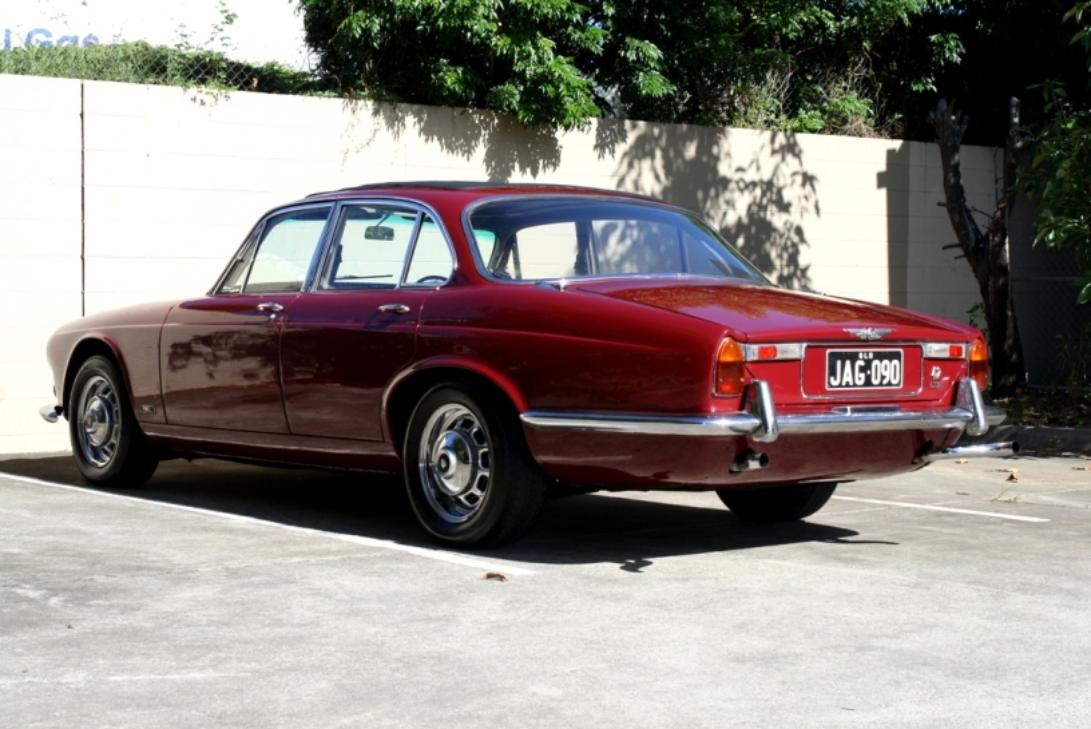 my 1969 xj6 series 1 mod